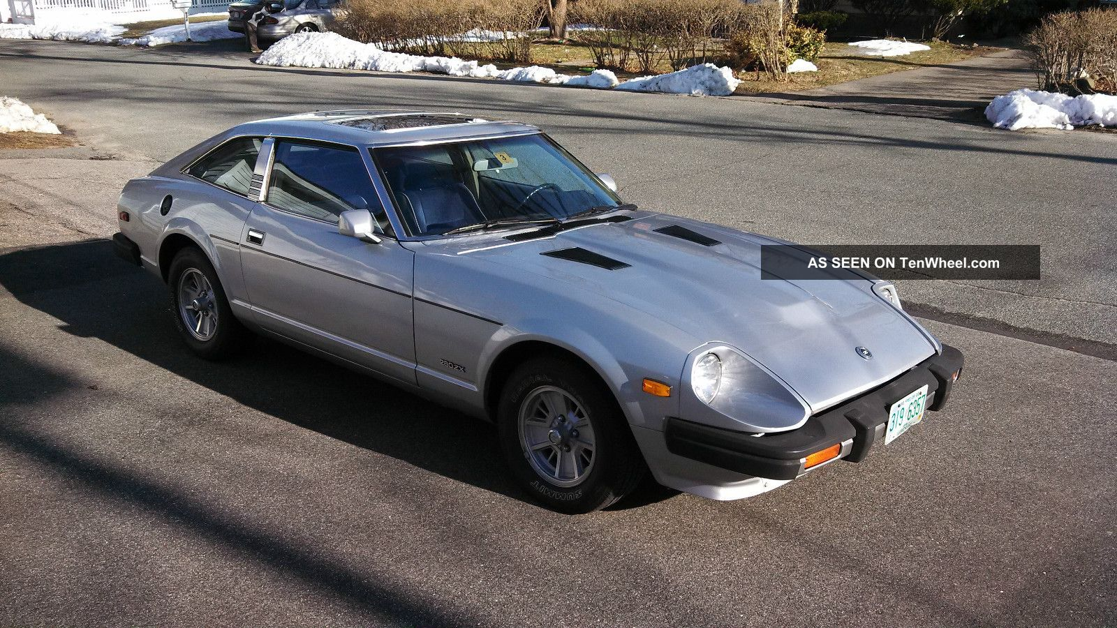 4568 1980 datsun 280zx 22 great car extensive documentation on toyota straight 6 engine