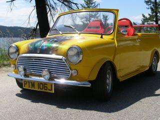 1963 Austin Mini Pickup photo