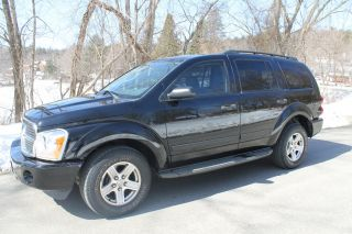2004 Dodge Durango Slt 5.  7l Hemi 4wd photo