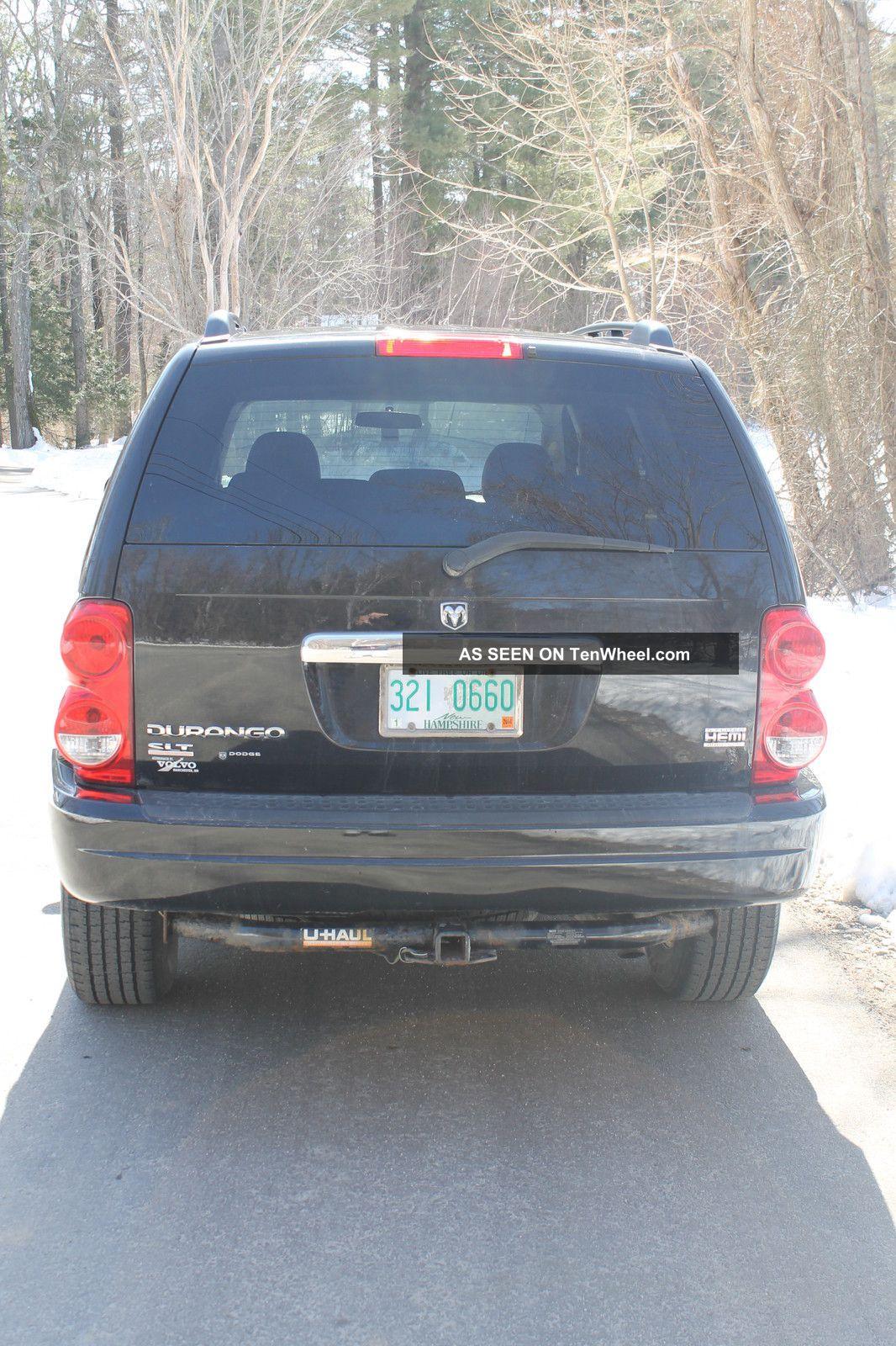2004 Dodge Durango Slt 5  7l Hemi 4wd
