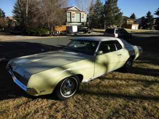 1969 Mercury Cougar Sport 5.  8l photo