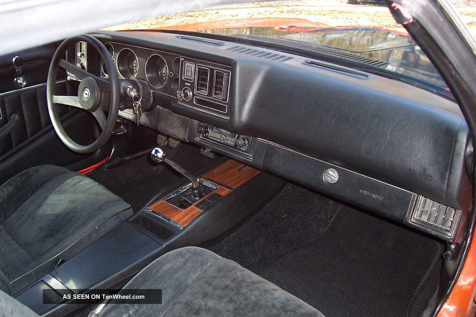 1979 80 81 Camaro Z28 Style