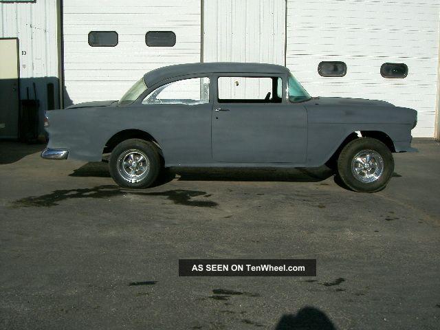 1955 Chevrolet 210 2 Door Sedan Bel Air/150/210 photo