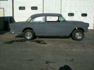 1955 Chevrolet 210 2 Door Sedan photo