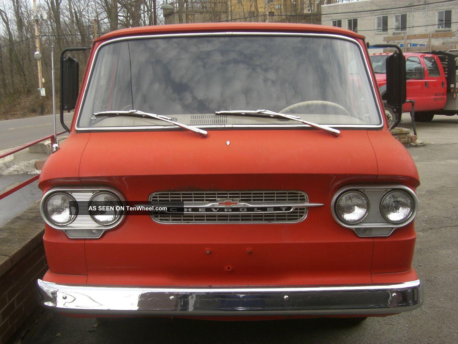 1963 Chevrolet Corvan / Cargo Style Corvair photo