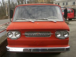 1963 Chevrolet Corvan / Cargo Style photo