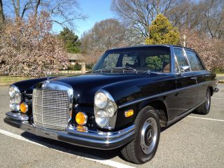 1970 Mercedes - Benz 300sel Base 6.  3l photo