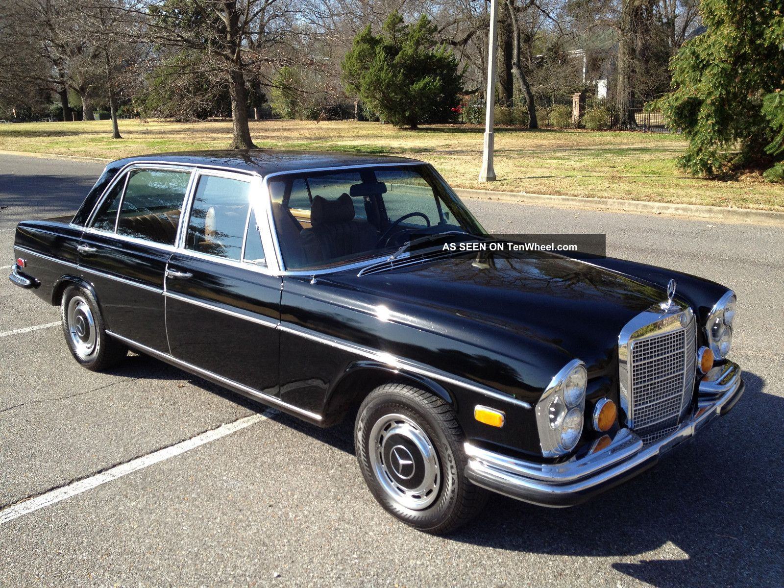 1970 mercedes benz 300sel base 6 3l