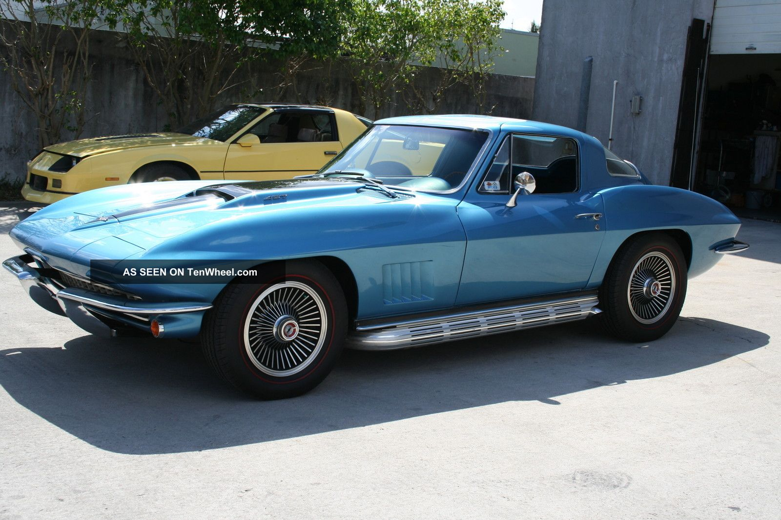 1967 Corvette Coupe Numbers Matching 427 390 Vintage Air