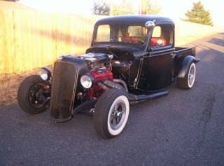 1936 Ford Rat Rod Truck,  Hot Rod photo