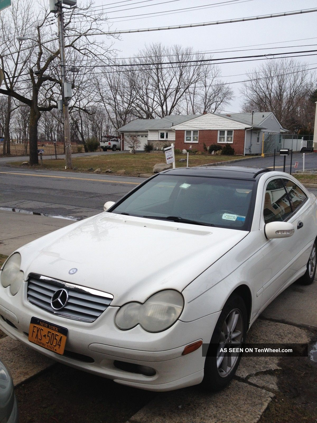 2002 mercedes benz c230 for Mercedes benz 2002 c230