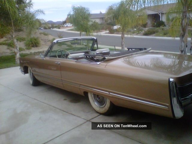 1967 Chrysler Imperial Convertible - Classic,  Mopar,  Hot Rod,  Rare,  Collectible Imperial photo