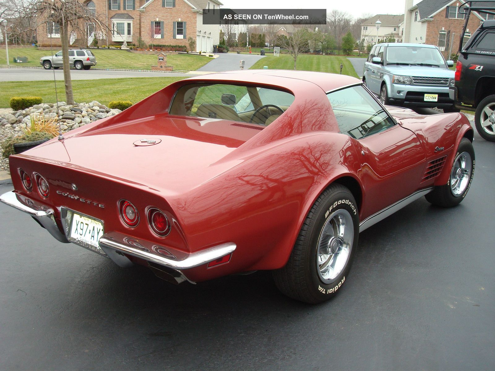 1970 Lt1 Coupe
