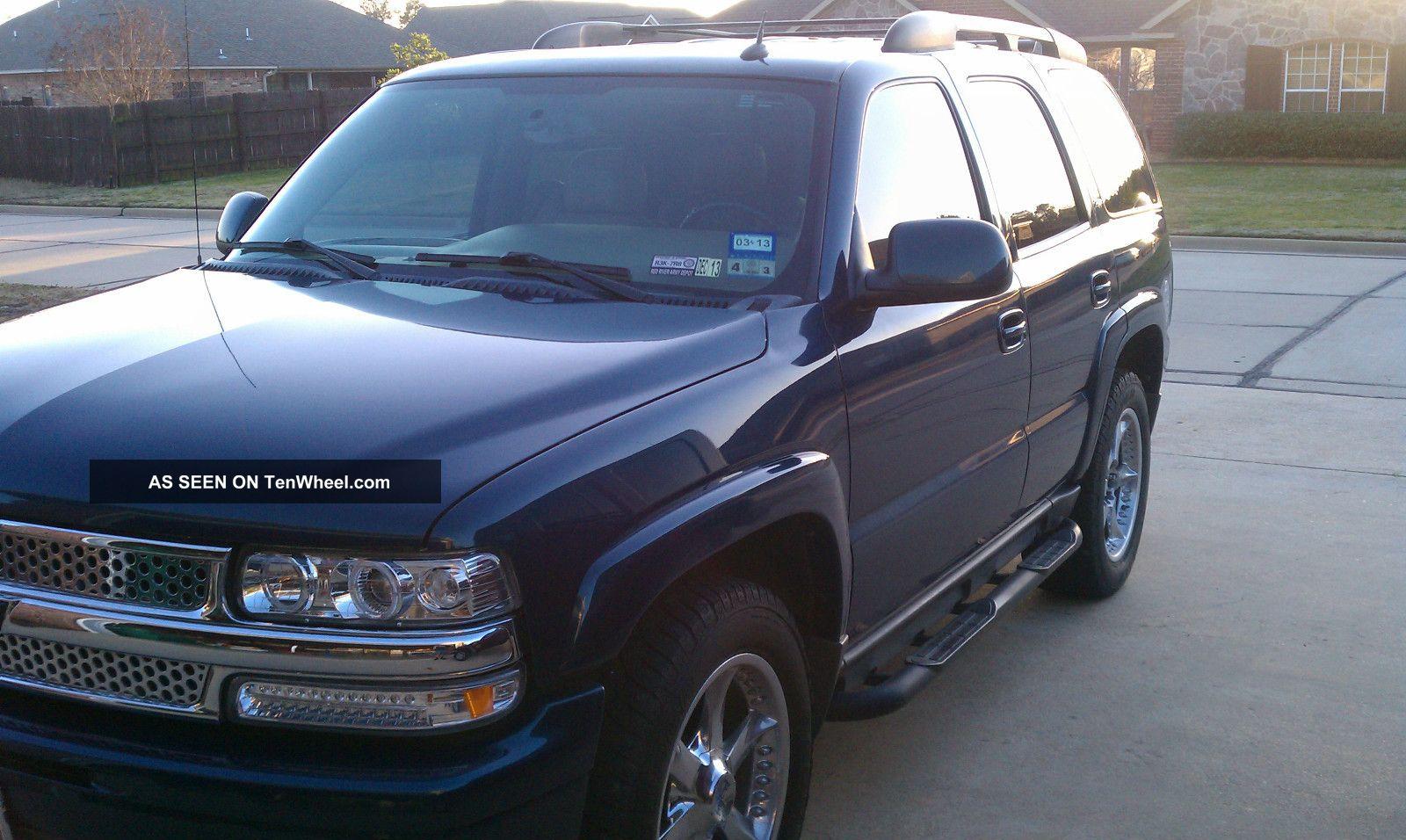2005 Chevrolet Tahoe Z71 4 Door 5 3l Fully Equipped