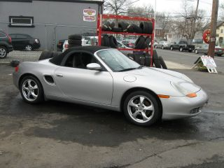 2001 Porsche Boxster Roadster Convertible 2 - Door 2.  7l photo