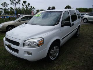 2007 Chevrolet Uplander Cargo=one Owner=zero Accidents=no Reserve photo