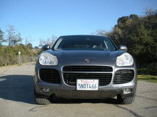 2005 Porsche Cayenne Twin Turbo Sport Utility 4 - Door 4.  5l photo