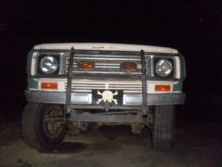 1978 Scout Solid Steel Convertible Top Runs 4x4 Works Great photo