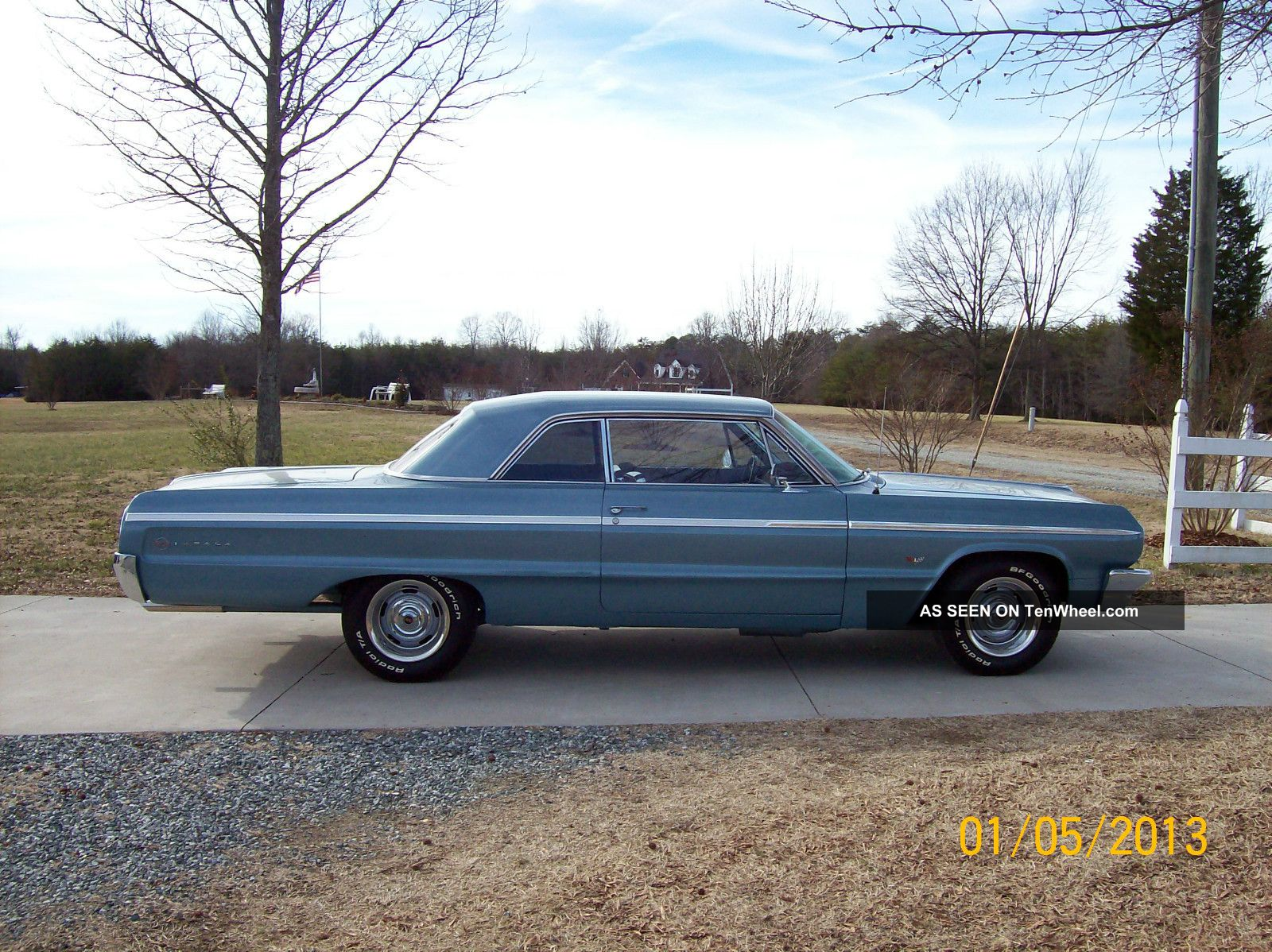 1964 chevrolet impala ss 5 4l. Black Bedroom Furniture Sets. Home Design Ideas