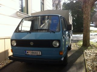 1979 Vw Singlecab,  Aircooled,  Drive Anywhere,  Second Owner,  Full Provenance photo