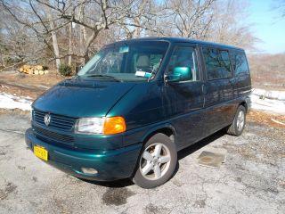 2003 Volkswagen Eurovan Gls Standard Passenger Van 3 - Door 2.  8l photo