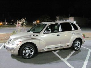 2005 Chrysler Pt Cruiser Signature Series Limited photo