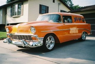 1956 Modifyed Chevy Sedan Delivery photo
