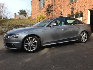 2011 S4,  Premium Plus,  Silver,  Dsg,  Bang And Olufson, photo