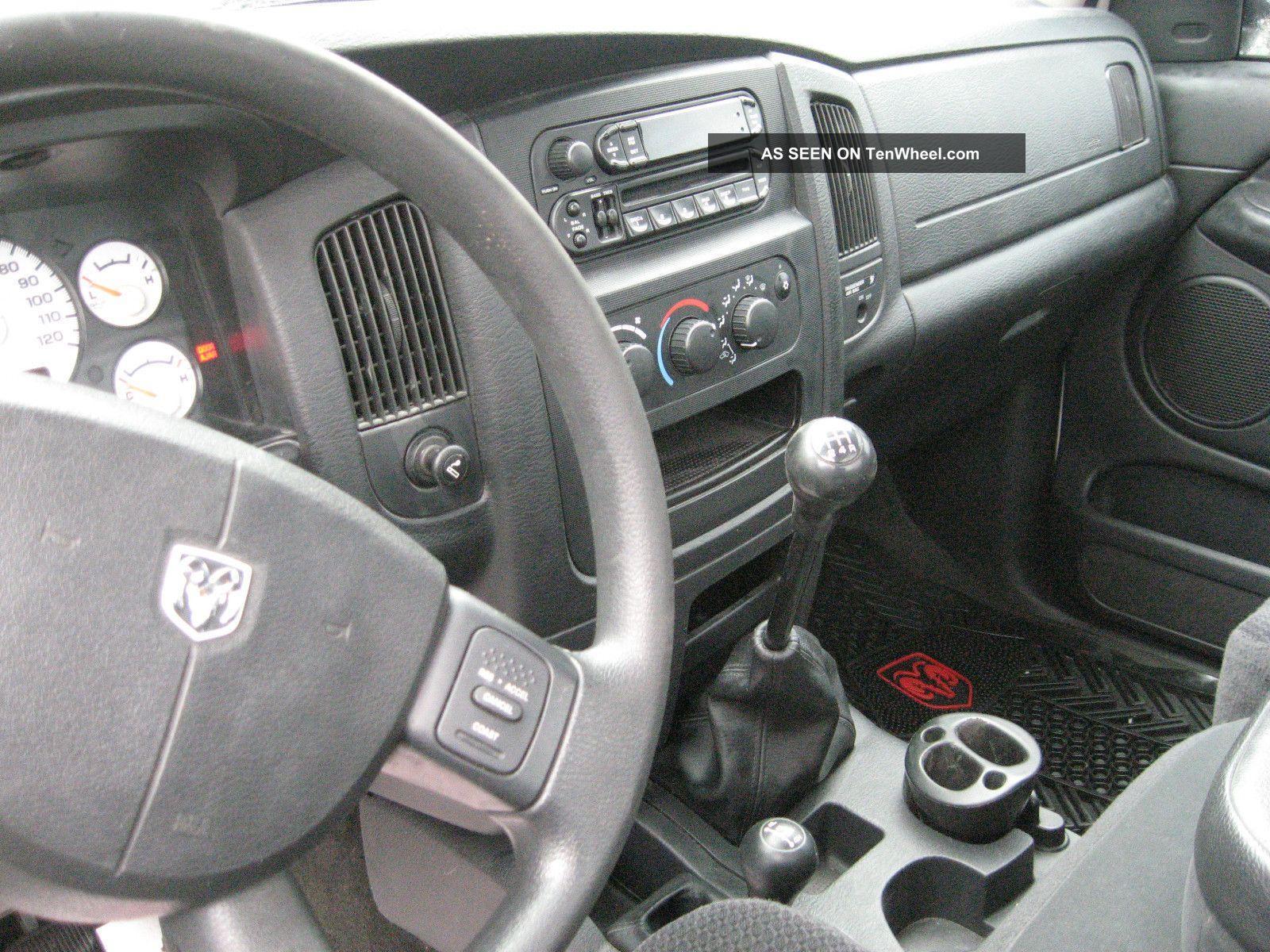 2004 dodge ram slt standard cab 2 door 4 7l 5spd 4x4 - 2004 dodge ram 1500 interior accessories ...