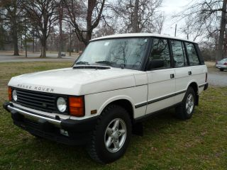 1995 Range Rover Classic - - Rare Find photo