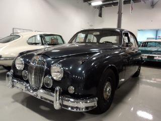1967 Jaguar 340 (mk2) photo