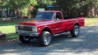 1972 Chevrolet Truck photo