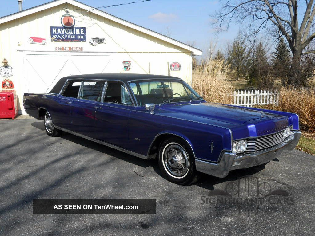 1966 Lincoln Lehmann - Peterson Limousine Other photo