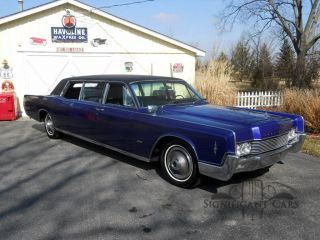 1966 Lincoln Lehmann - Peterson Limousine photo