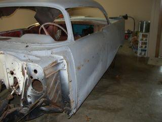 1957 Chevrolet Bel Air 2 Door Hardtop Project Car photo
