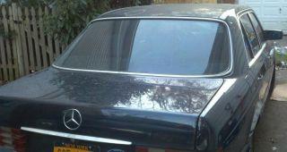 1990 Mercedes 350 Sdl S - Class Diesel W126