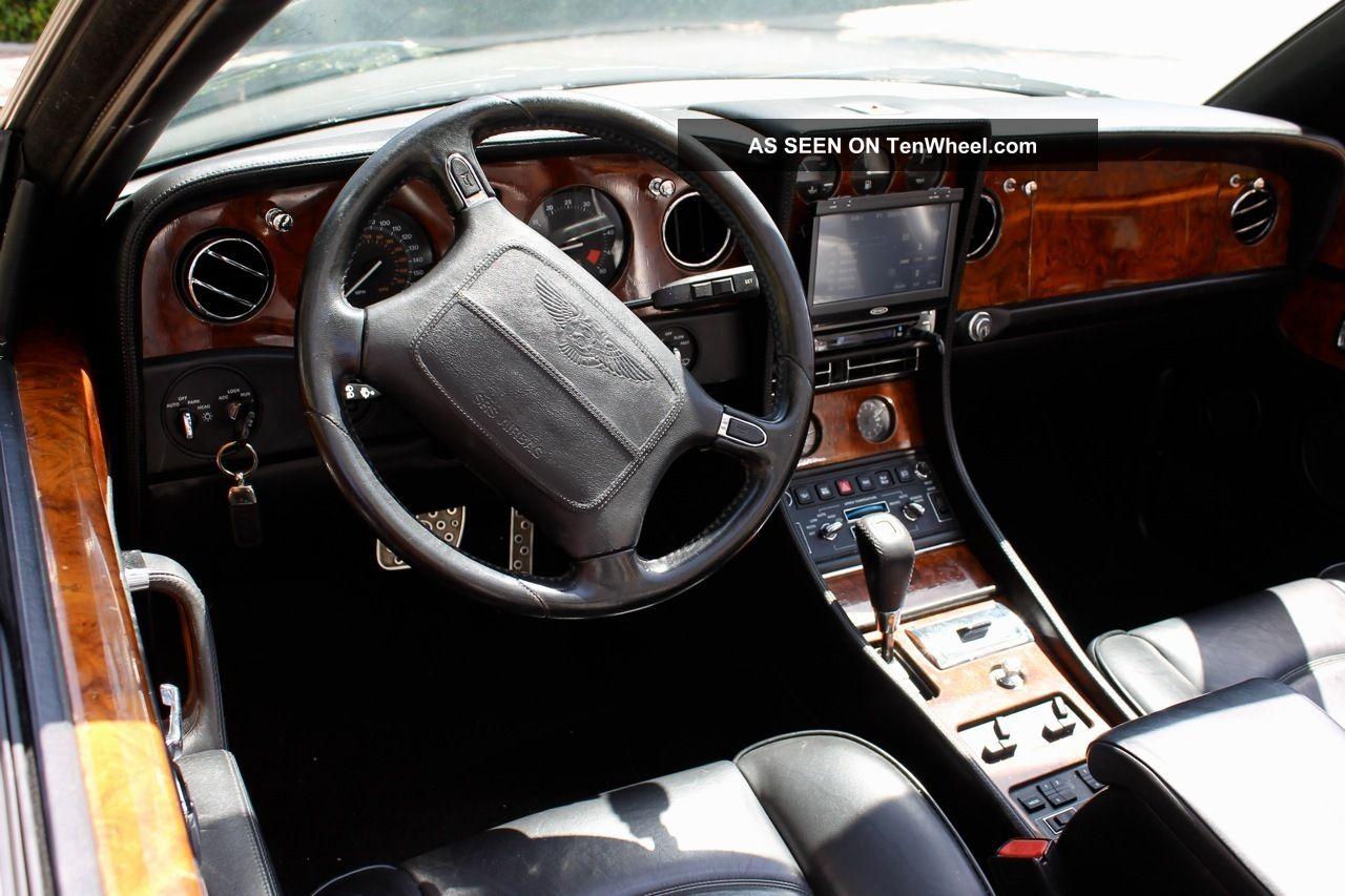 2000 Bentley Azure Base Convertible 2 Door 6 7l