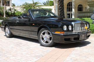 2000 Bentley Azure Base Convertible 2 - Door 6.  7l photo