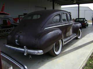 1947 Plymouth Sedan With Suicide Doors photo
