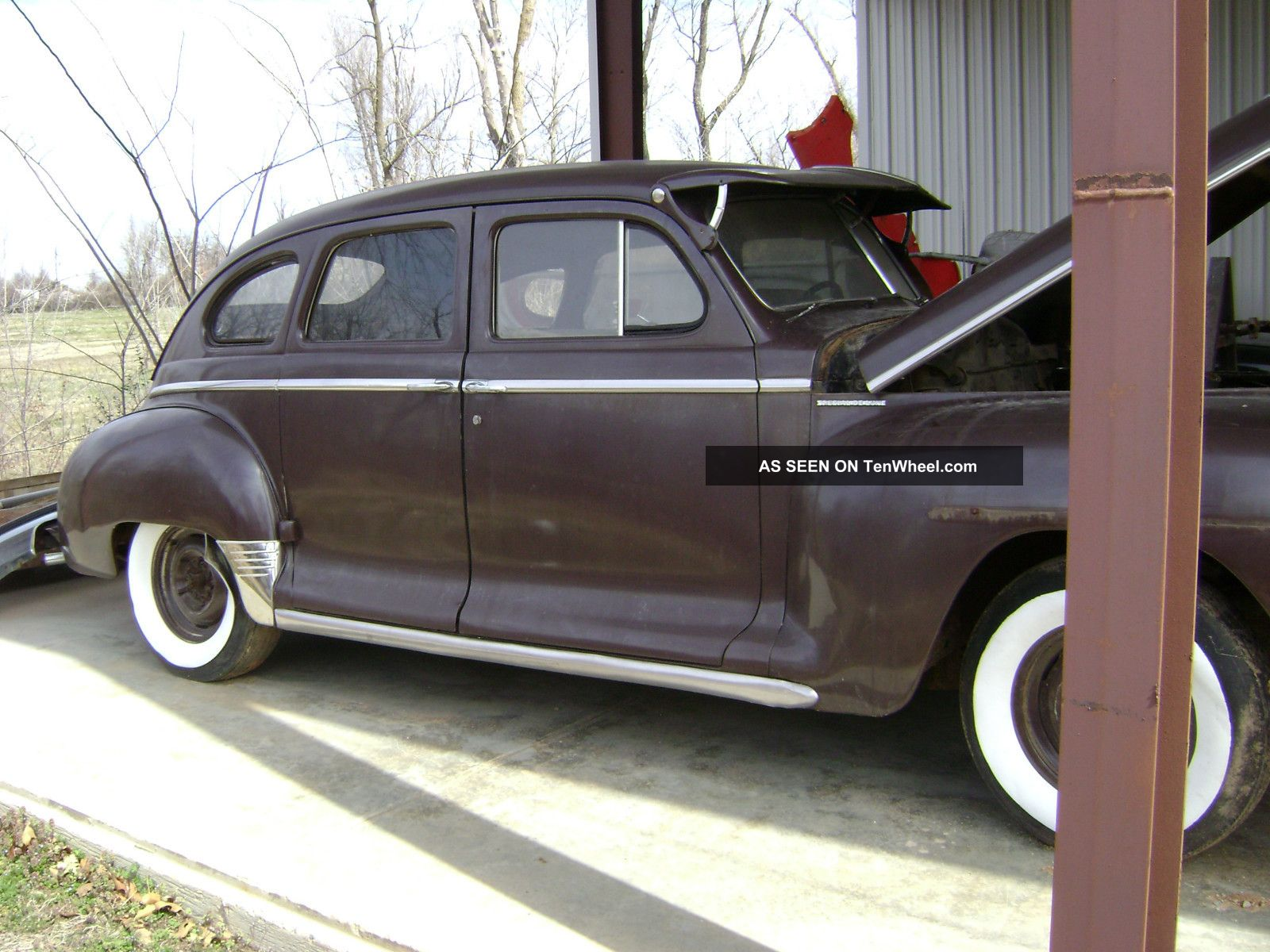 1947 plymouth sedan with suicide doors for 1947 plymouth 4 door