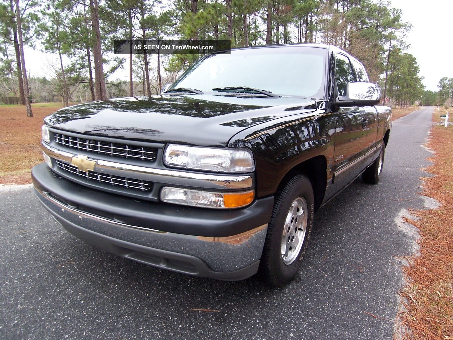 2002 chevrolet silverado 1500 ls ext cab v 8 90k excellent throughout. Black Bedroom Furniture Sets. Home Design Ideas