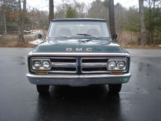 1969 Gmc 3 Speed Flareside photo