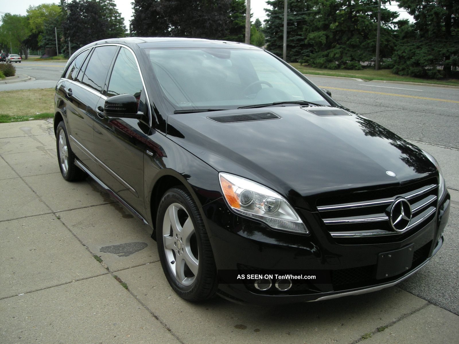 2011 mercedes benz r350 bluetec 4matic for Mercedes benz 2011