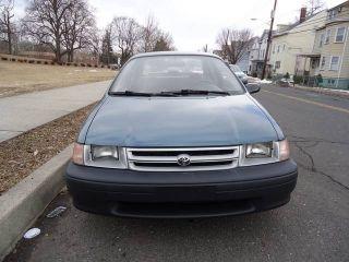 1994 Toyota Tercel Std Sedan 2 - Door 1.  5l 82 - Hp,  1.  5 - Liter I - 4 Gas Saver L@@@@@@k photo