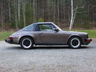 1984 Porsche 911 Carrera Targa 90k photo