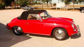1963 Porsche Cabriolet photo