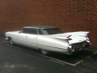 1959 Cadillac Flat Top photo