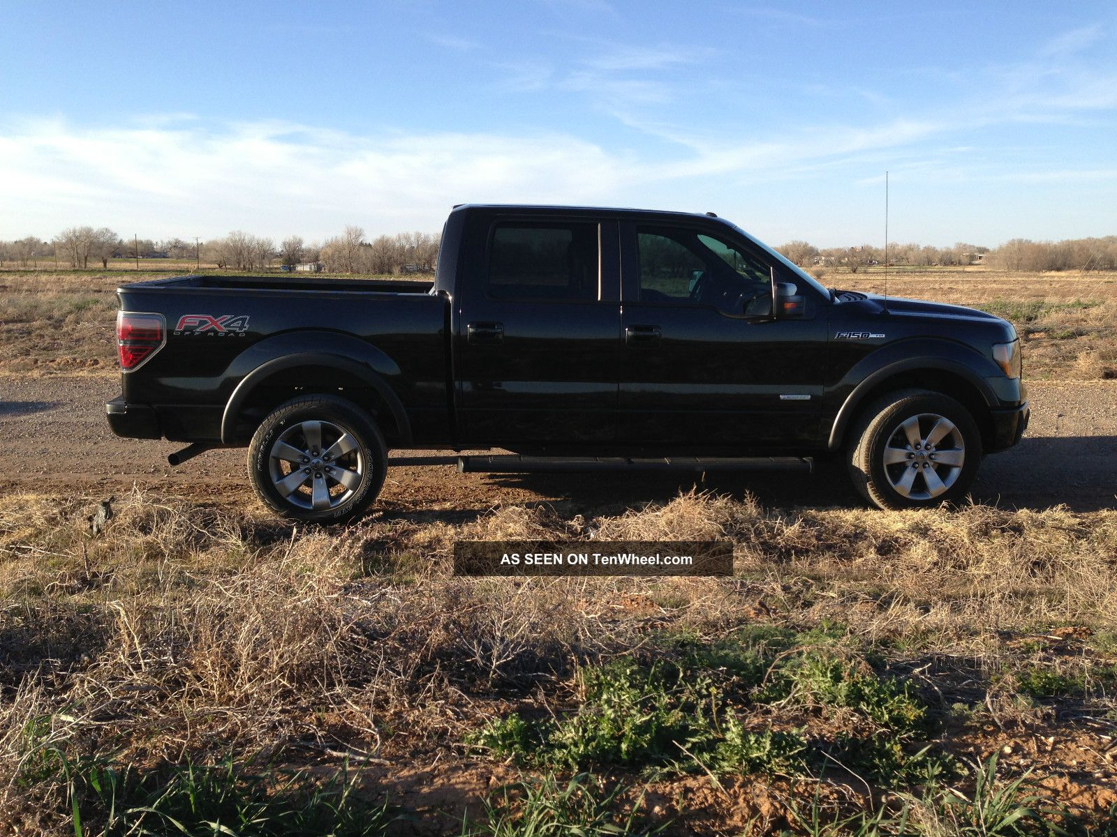 2012 ford f 150 fx4 supercrew cab ecoboost turbo v6