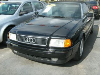 1995 Audi Cabriolet Base Convertible 2 - Door 2.  8l photo