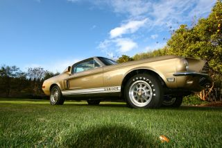 1968 Shelby Gt 500 - Complete & 100% Documented Restoration photo